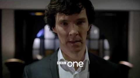 Sherlock - Season 3 Teaser Trailer - BBC One Tercera temporada