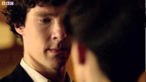 The Iceman, The Virgin and The Dominatrix - Sherlock Series 2 - BBC
