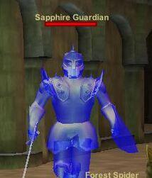 Sapphire Guardian