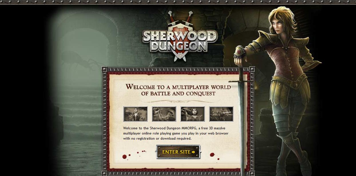 Sherwood dungeon xp level booster hack (link in description) works.