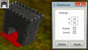 Gatehouse sol