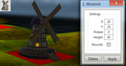 Windmill sol