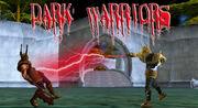 Dark Warriors logo