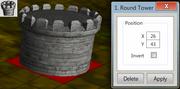 Round Tower sol