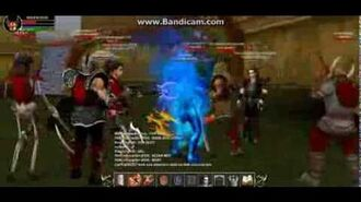 Sherwood Dungeon TIW Clan savaşı