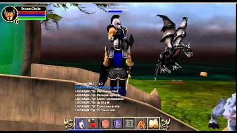 Sherwood Dungeon Clan MLT - Como hacer para Cambiar Monstruos de Teleport