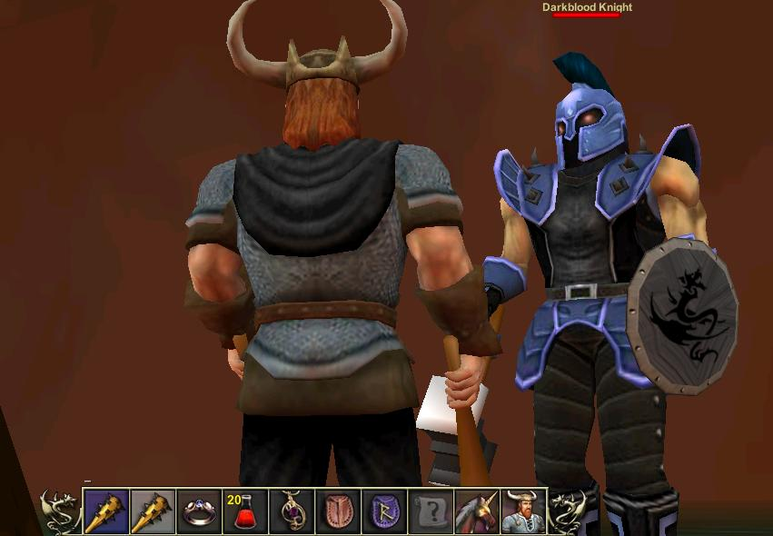 Darkblood Knight