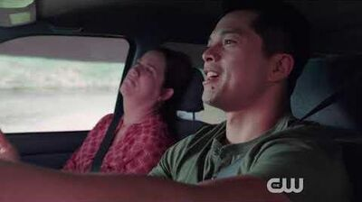 """Trapped In A Car With Someone You Don't Want To Be Trapped In A Car With - """"Crazy Ex-Girlfriend"""""""