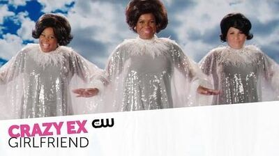 Crazy Ex-Girlfriend Dream Ghost The CW