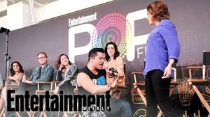 Crazy Ex-Girlfriend Rachel Bloom & Cast Perform 'JAP Battle' Live PopFest Entertainment Weekly