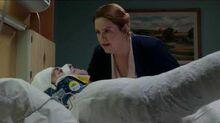 """Crazy Ex-Girlfriend"" - Paula confronts Trent"