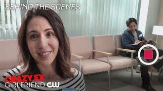 Crazy Ex-Girlfriend Inside Josh is Irrelevant. The CW