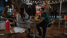 Ally and Brody first date