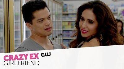Crazy Ex-Girlfriend Inside Josh's Girlfriend Is Really Cool The CW