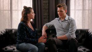 Rebecca tells Nathaniel he isn't the one