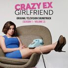 Crazy Ex-Girlfriend- Original Television Soundtrack (Season 1 - Vol. 2) Album cover