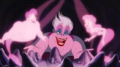 The Little Mermaid - Poor Unfortunate Souls (1080p)
