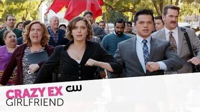 Crazy Ex-Girlfriend Flooded with Justice The CW