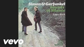 Simon & Garfunkel - The Sounds of Silence (Audio)