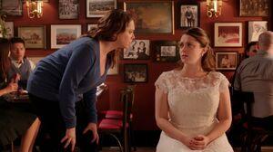 4x17 Rebecca confronts her dream self