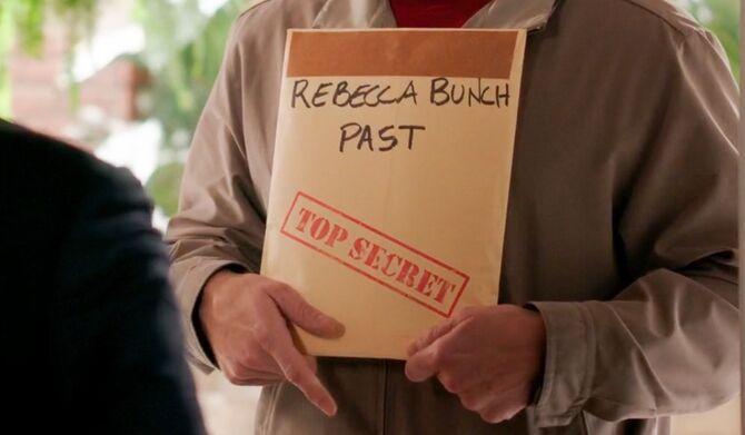 Rebecca Bunch's file