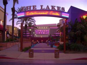 The Lakes Mall