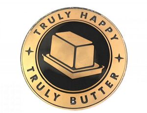 Truly Butter logo