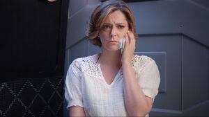 Rebecca sad