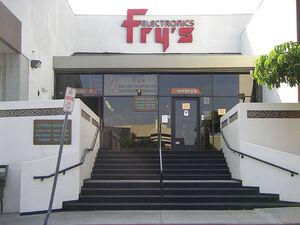 Fry's Electronics 1
