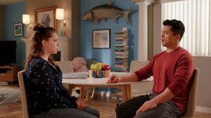 Rebecca tells Josh he isn't the one