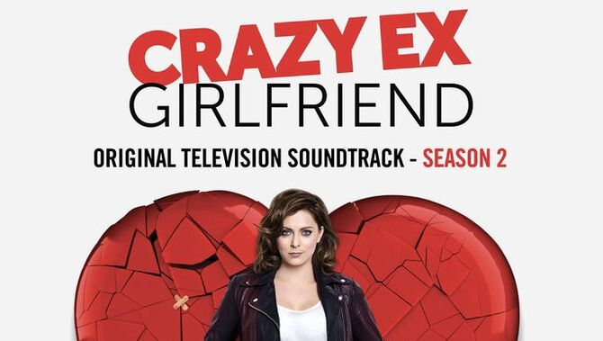 Crazy Ex-Girlfriend Season Two OST