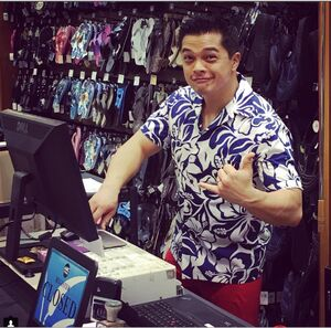 The New Aloha Tech assistant manager