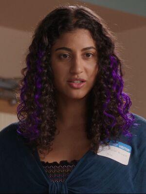 Heather Davis Season Three