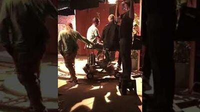 "Behind the scenes of ""Face Your Fears (reprise)"" from ""Crazy Ex-Girlfriend"""