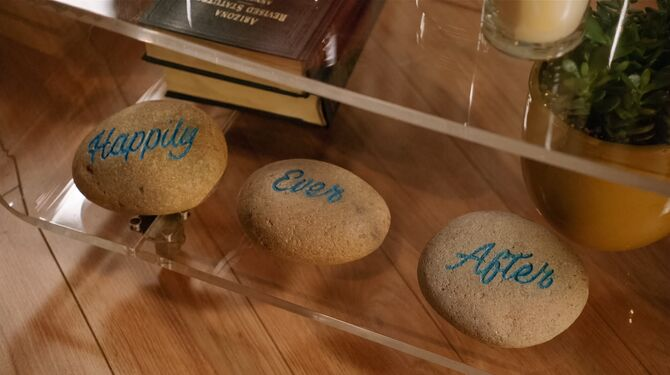 Happily Ever After stones