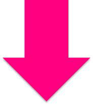 Image result for pink arrow down