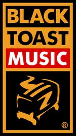 Black Toast Music logo
