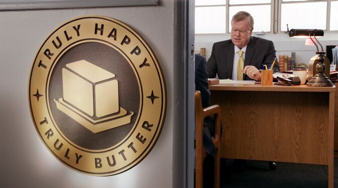 Truly Happy Truly Butter