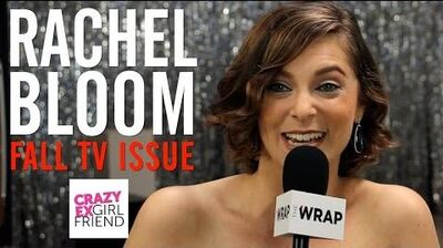 'Crazy Ex-Girlfriend' Star Rachel Bloom Interview TheWrap Magazine Fall TV Issue Cover Shoot