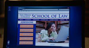 School of Law website