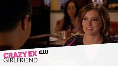 Crazy Ex-Girlfriend Josh and I Work on a Case! Scene The CW