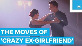 The Choreographer Behind 'Crazy Ex-Girlfriend'