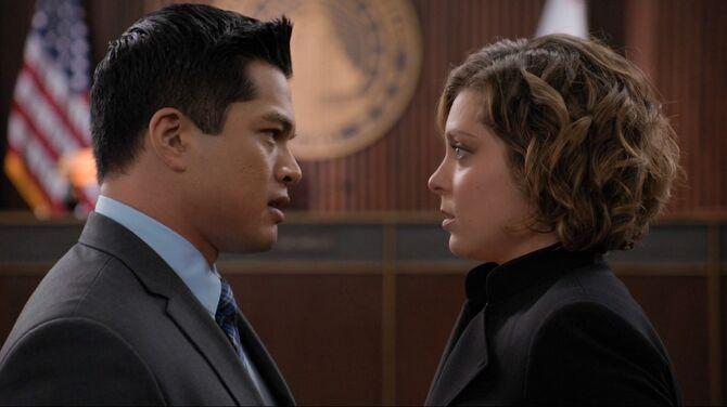 Josh and Rebecca