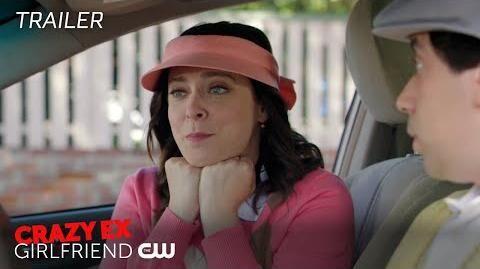 Crazy Ex-Girlfriend Nathaniel Needs My Help! Trailer The CW