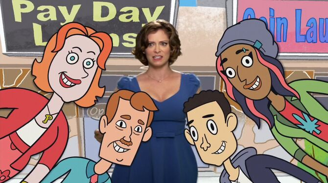 Crazy Ex-Girlfriend Theme Song main photo