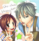 SKS Uru and Ichirou by Liliothe
