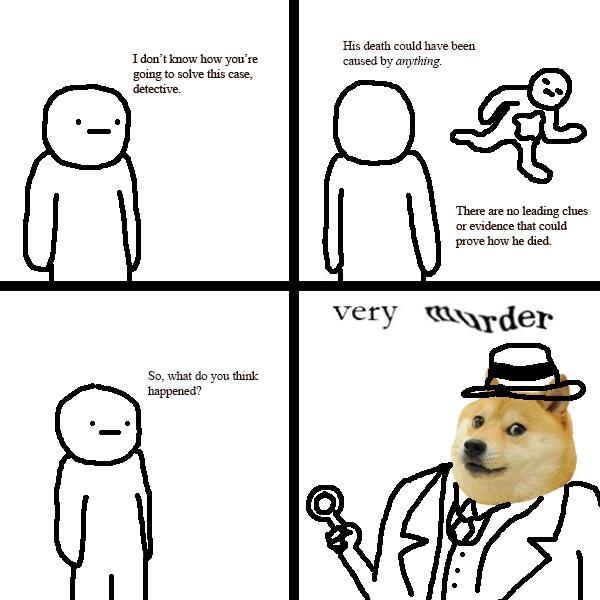 Very murder