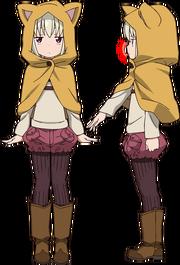 Kanas Anime-Design
