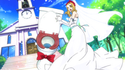 Marie x Toilette