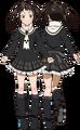 Tsugumis Anime-Design